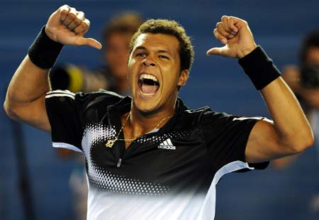 Jo Wilfried Tsonga Photo