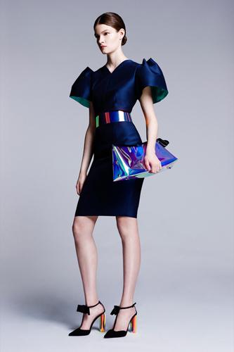 ROKSANDA ILINCIC RESORT '14 Outfit