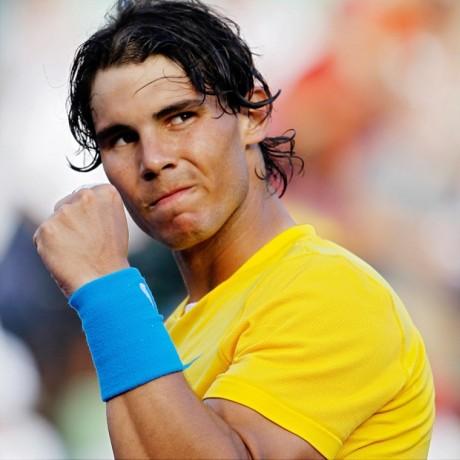 Rafael Nadal Cool Photograph