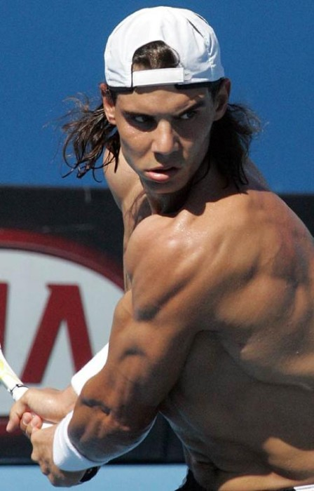 Rafael Nadal Hot Photo