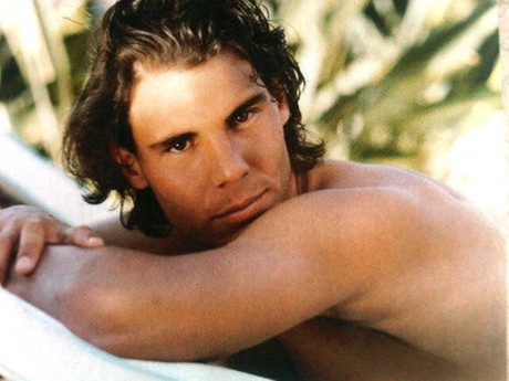 Rafael Nadal Hot Wallpaper
