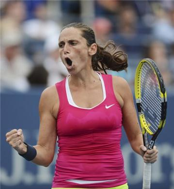 Roberta Vinci Hot Photo