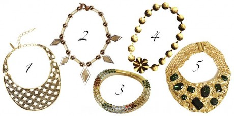 Spring Summer Women Fashion Jewelry Trends 2013 Photo