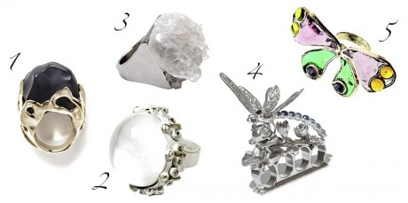 Spring Summer Women Fashion Jewelry Trends 2013 Image