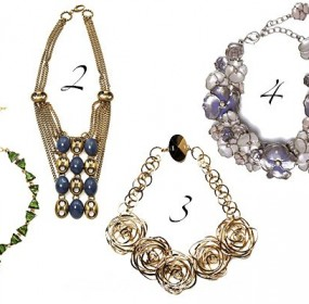 Spring Summer Women Fashion Jewelry Trends 2013 Photograph