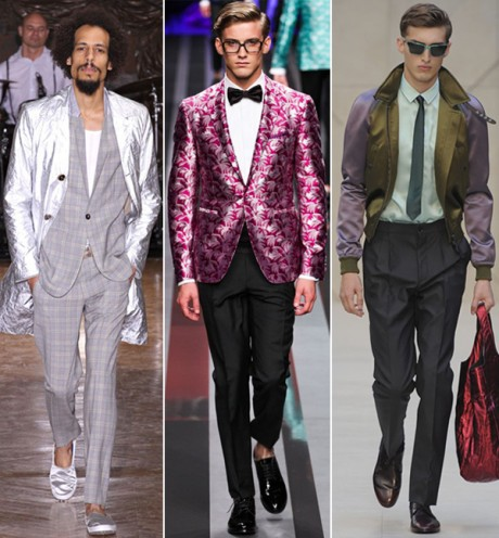 Spring Summer Fashion Trends 2013 for Men Image