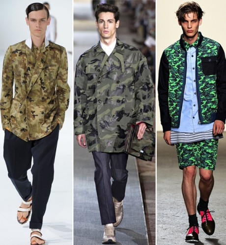 Spring Summer Fashion Trends 2013 for Men Pic