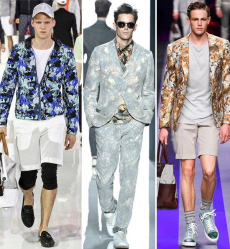 Spring Summer Fashion Trends 2013 for Men Picture