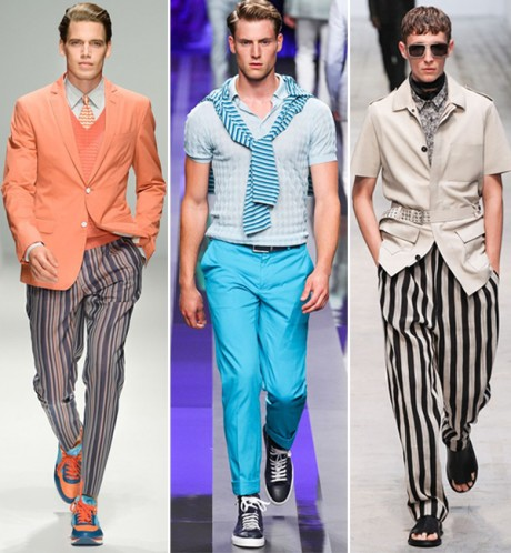 Spring Summer Fashion Trends 2013 for Men Photo