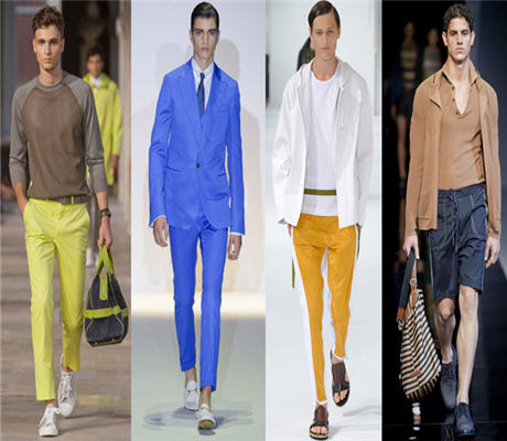 Spring Summer Fashion Trends 2013 for Men Still
