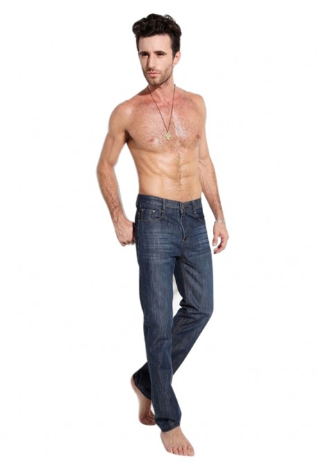 Spring Summer Jeans Fashion Trend Men 2013 Still