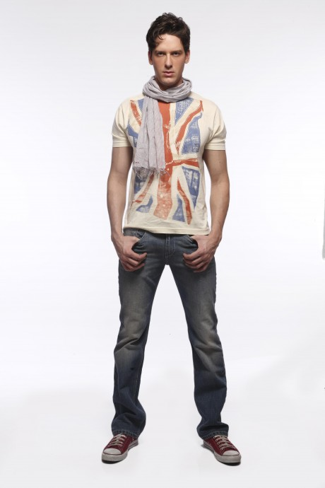 Spring Summer Jeans Fashion Trend Men 2013 Photograph