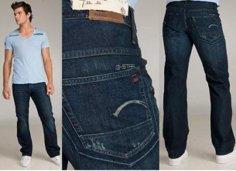 Spring Summer Jeans Fashion Trend Men 2013 Image