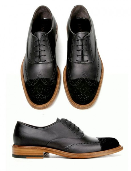 Spring Summer Men Fashion Shoes Trend 2013 Image
