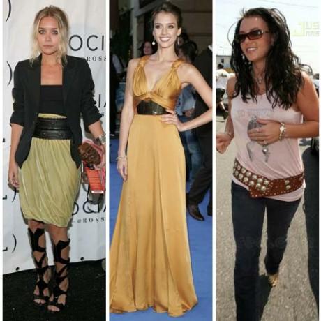 Spring Summer Women Fashion Belts Trends 2013 Wallpaper
