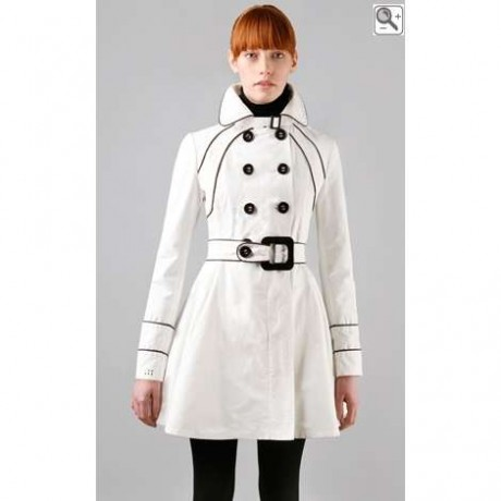 Spring Summer Women Raincoats Trends 2013 Snapshot