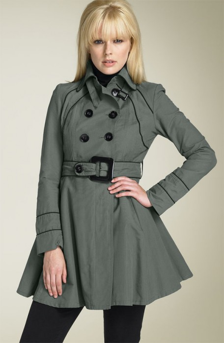 Spring Summer Women Raincoats Trends 2013 Photo
