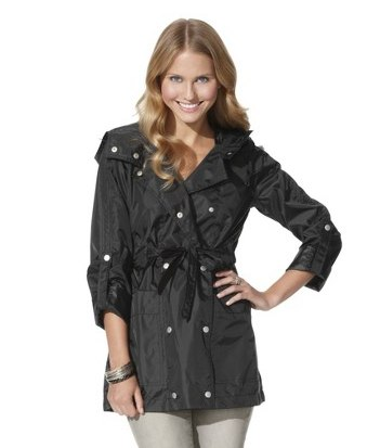 Spring Summer Women Raincoats Trends 2013 Pic