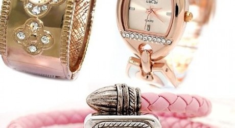 Spring Summer Women's Fashion Watches 2013 Wallpaper