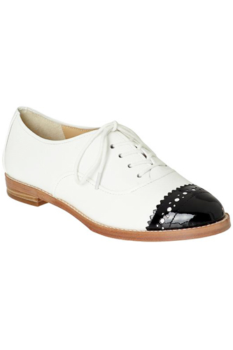Summer Fashion Shoes Collection 2013 Awesome White Shoes Pic