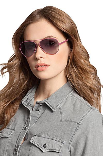 Women Spring Summer Fashion Sunglasses Trend 2013 Photograph