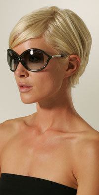Women Fashion Sunglasses Trend Spring Summer 2013 Pic