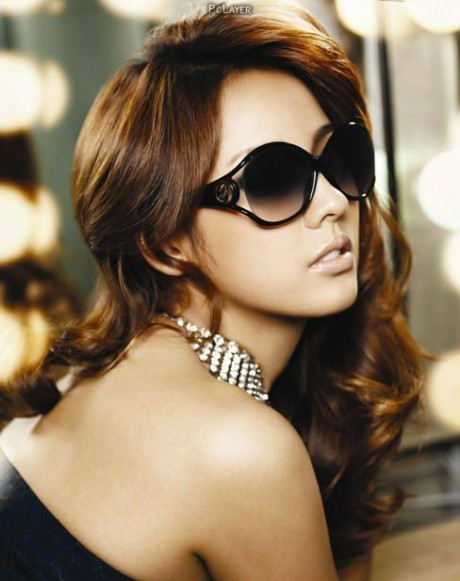 Women Fashion Sunglasses Trend Spring Summer 2013 Picture