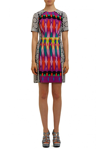 11 Bold Lepore Dresses Cool Multicolor Dress Pic