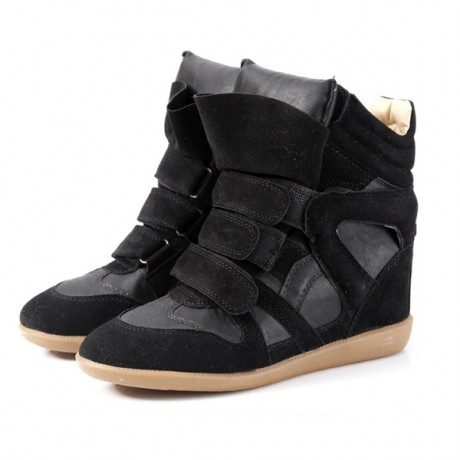 Isabel Marant New Wedge Shoes Collection Snap