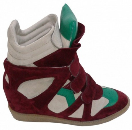 Isabel Marant New Wedge Shoes Collection Photo
