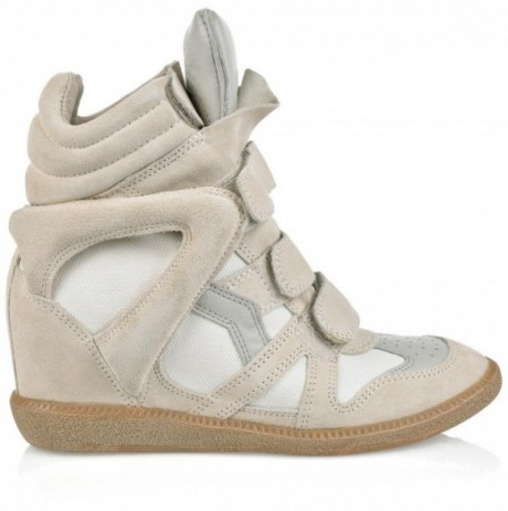 Isabel Marant New Wedge Shoes Collection Photograph