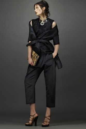 Marni's New Evening Collection Beautiful Dress Image