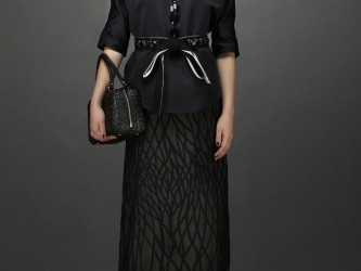 Marni's New Evening Collection Beautiful Model Pic