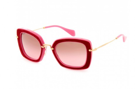Miu Miu Pink Pieces of Accessories Glasses Pic