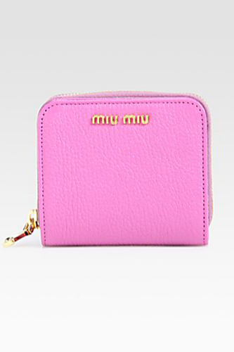 Miu Miu Pink Pieces of Accessories Bag Photo