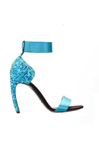 Nicholas Kirkwood Epic Resort 14 Shoes Collection Photo