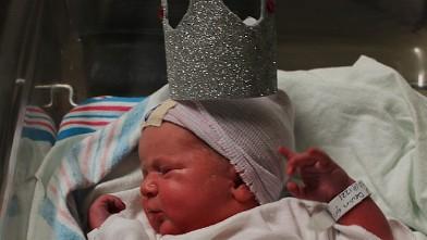 Kate Middleton & Prince William New Baby Boy Photo