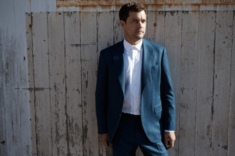 Joshua Jackson Dresses Collection 2013 Photo