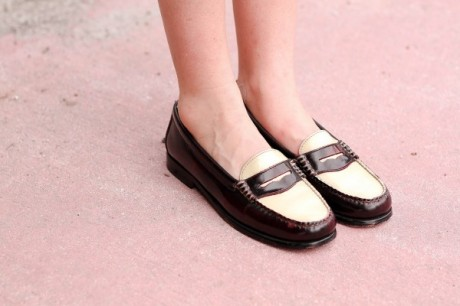 Penny Loafer Shoe Photo