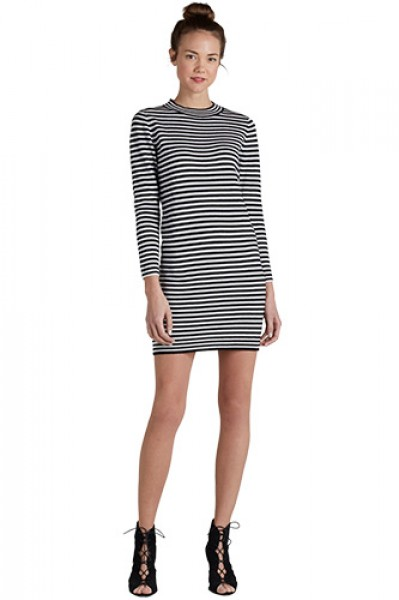Chic Sweater Dresses Collection 2013 Beautiful Model hot Dress Image