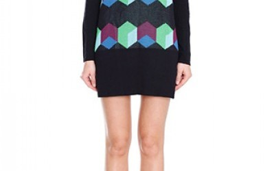 Chic Sweater Dresses Collection 2013 Hot Dress Image