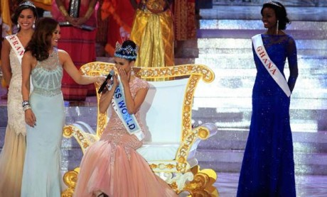 Miss World 2013 Megan Young Photo
