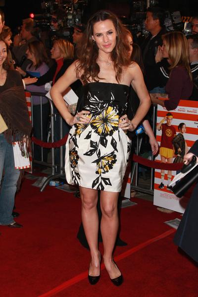 Jennifer Garner Hot Short Dress