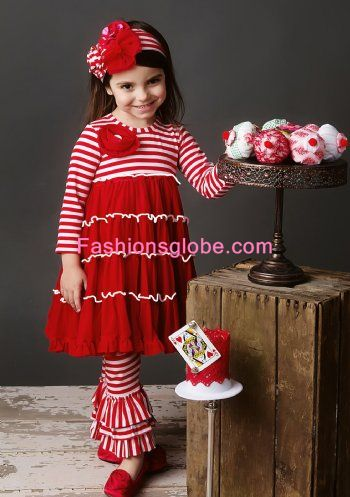 Christmas Children's Dresses