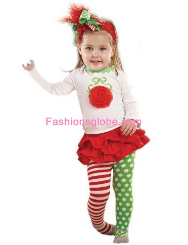 Toddler Girl Christmas Outfits 2013