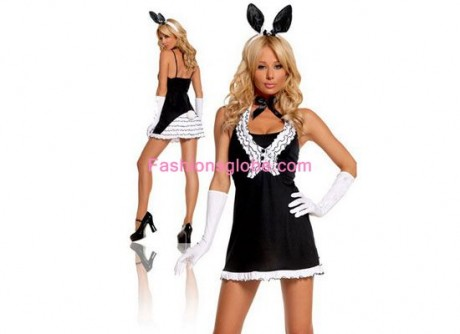 Black Christmas Costumes For Girls