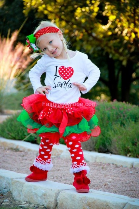 Christmas Outfits for Toddler Girls 2013