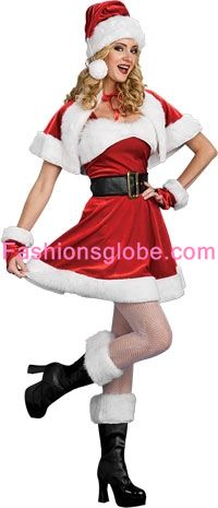 Naughty Noel Christmas Costume