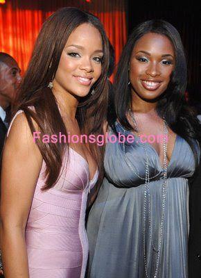 Best Singer Rihanna & Jennifer Hudson