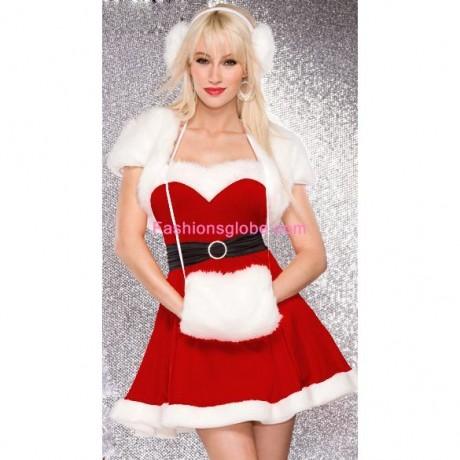 Christmas Santa Dresses